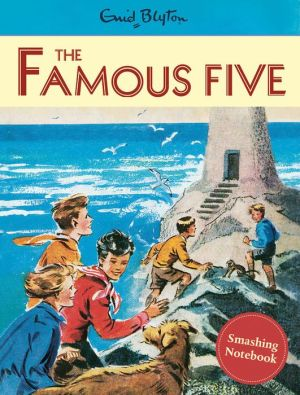 The Famous Five Vintage Notebook: Smashing Notebook
