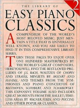 Library of Easy Piano Classics 2