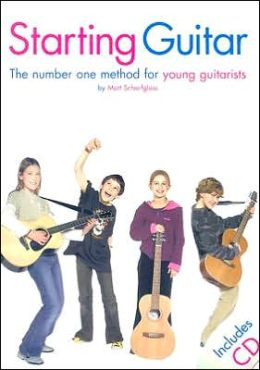 Starting Guitar: The Number One Method for Young Guitarists