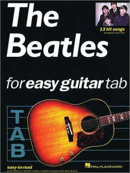 Beatles for Easy Guitar Tab