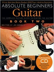 Absolute Beginners' Guitar Book