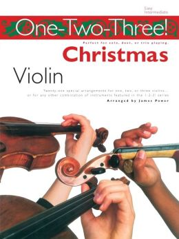 1-2-3 Christmas: Violin
