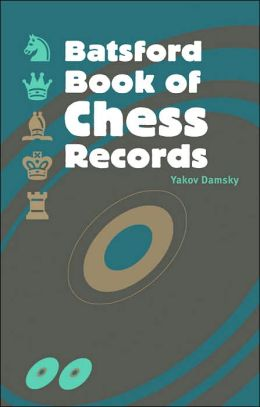 Batsford Book of Chess Records