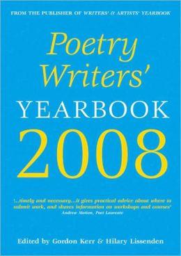 Poetry Writers' Yearbook 2008