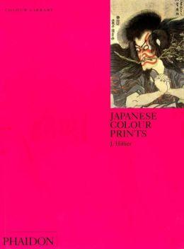 Japanese Colour Prints: Colour Library