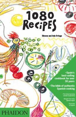 1080 Spanish Recipes