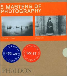 Five Masters of Photography - 2008 Boxed Set
