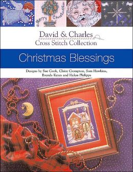 Cross Stitch Collection - Christmas Blessings