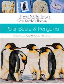 Cross Stitch Collection - Polar Bears & Penguins