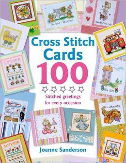 Cross Stitch Cards 100