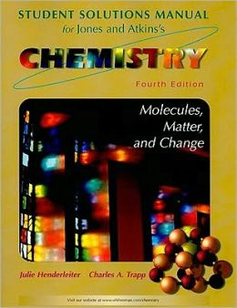 Chemistry: Molecules Matter and Change