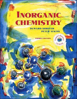 Inorganic Chemistry, Third Edition W/CD [With CDROM]