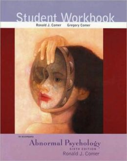 Abnormal Psychology Student Workbook