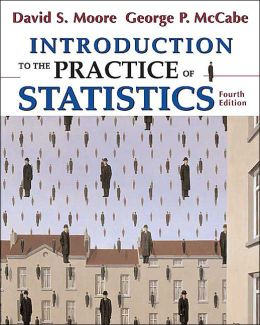 Introduction to the Practice of Statistics (with CD-ROM)