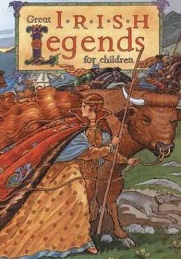 Great Irish Legends for Children - Audio Pack
