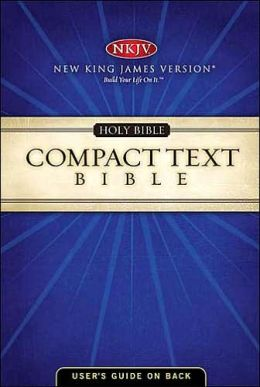 Compact Text Bible: New King James Version (NKJV)