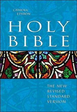 Catholic Bible: New Revised Standard Version (NRSV)