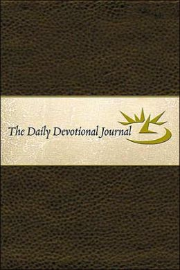 The Daily Devotional Journal