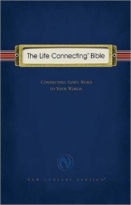 The Life Connecting Bible: Connecting God's Word to Your Life