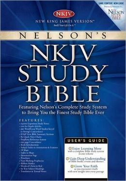 Study Bible-NKJV