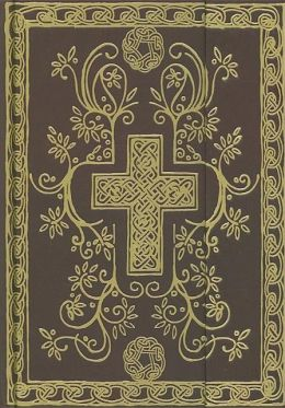 The Illuminations Cross Bible: New Century Version (NCV), Red Hardcover