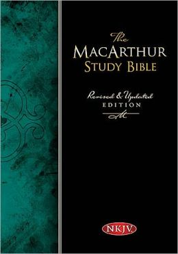 The MacArthur Study Bible: Revised & Updated Edition