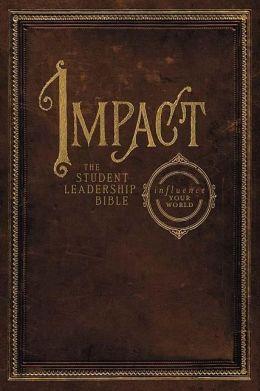 Impact Student Leadership Bible