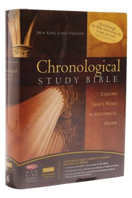 Chronological Study Bible