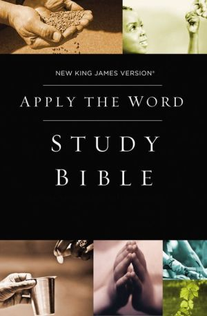Apply the Word Study Bible: Live in His Steps