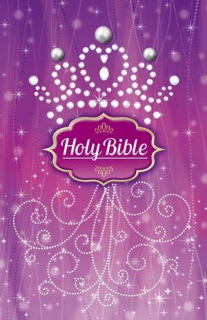 Purple Pearl Princess Bible: International Children's Bible