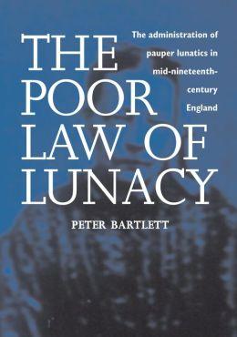 Poor Law Of Lunacy