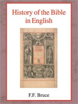 History of the Bible in English