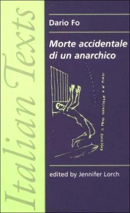 Morte accidentale di un anarchico (Accidental Death of an Anarchist)