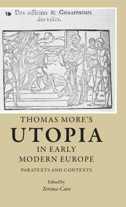Thomas More's Utopia in Early Modern Europe: Paratexts and Contexts