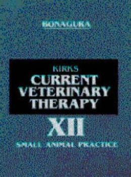 Kirk's Current Veterinary Therapy: Small Animal Practice