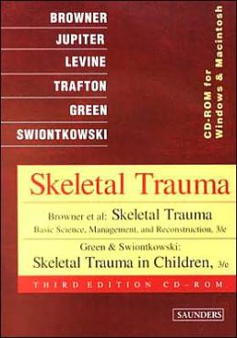 CD-ROM to Accompany Skeletal Trauma, 3-Volume Set: Basic Science, Management, and Reconstruction