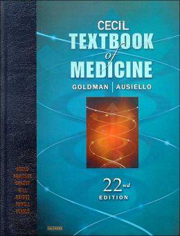 Cecil Textbook of Medicine: Single Volume