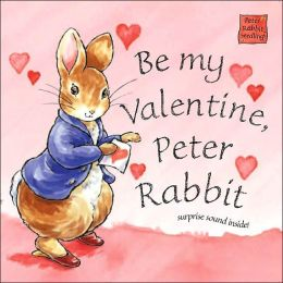 Be My Valentine Peter Rabbit