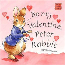 Be My Valentine Peter Rabbit