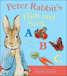 Peter Rabbit's Hide & Seek ABC