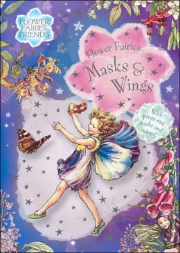 Flower Fairies Masks & Wings