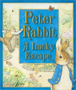 Peter Rabbit: A Lucky Escape