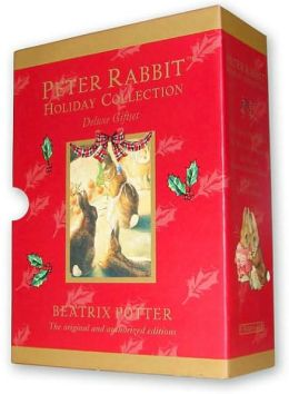 Peter Rabbit's Holiday Collection Deluxe Giftset