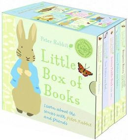 Peter Rabbit Little Box of Books