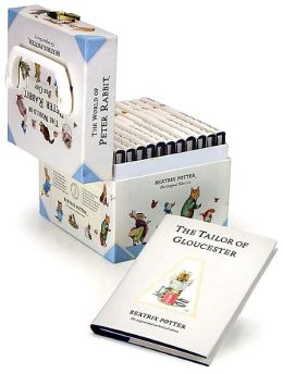 The World of Peter Rabbit Gift Box Tales 1-12