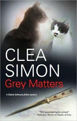 Grey Matters (Dulcie Schwartz Series #2)