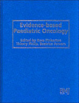 Evidence-Based Paediatric Oncology