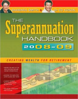 Superannuation Handbook 2008-09