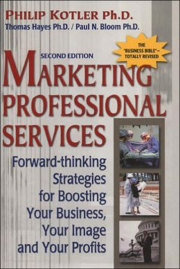Marketing Professional Services, Revised