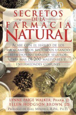 Secretos de la Farmacia Natural